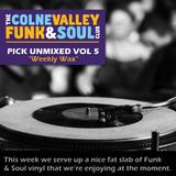 Pick Unmixed Vol 5 - Weekly Wax