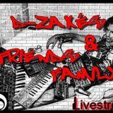 Kad ( Epsylonn Otoktone ) @ D-zaxés & friends ( livestream ) 24/04/16