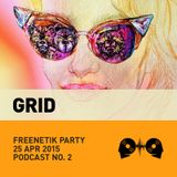 Grid @ Freenetik Party, Timisoara, RO - 25 Apr 2015