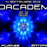 DIEGO ENTONADO LIVE AT GOACADEMY 0.3@ SPECKA