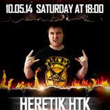 Heretik Htk @ World battle Hardcore vs. Hardtechno 2014