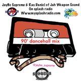 JayBe Supreme & Ras Daniel of Jah Weapon Sound on splash radio