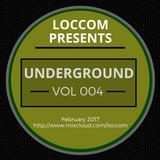 Loccom - Underground Vol 004