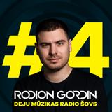 Deju Mūzikas Radio Šovs 004