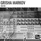 Grisha Markov LIVE @ 20ft Radio - 09/09/2017