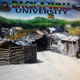 Back-A-Wall University with Jah Life & Niahtone October 25th 2019