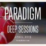 Miss Disk - Paradigm Deep Sessions - April  2015