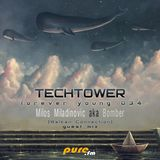 Techtower - Forever Young 034 [Nov 15 2013] on Pure.FM (guest Milos Miladinovic aka Bomber)