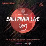 GRAY - Live @ Bali Praia, Bali (02.05.2018)