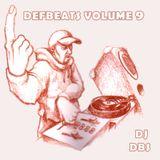 DJ DBS - Defbeats volume 9 (hiphop mixtape)