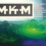 5 DE ABRIL DE 2014 - MORADA SÓNICA RADIO CANDIL - MONOGRÁFICO MKM