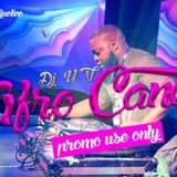 Afrocandy VOL 1 with DJ UV LIVE