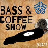 The Bass & Coffee Show in Rochester, NY w guests Tommy Turtle and MC Scatter 9-24-17