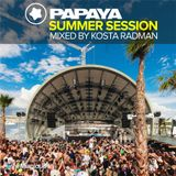 Papaya Summer Sessions 2015 - Mixed by Kosta Radman