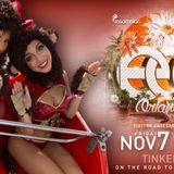 Paper Diamond - EDC Orlando 2014 (USA) – 08.11.2014