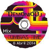 Cumbias Time Mix! 8-4-14_-_Demonio DJ