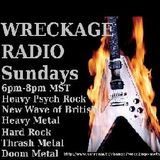 Wreckage Metal Radio Debut Show 12.5.10 Pt. 1