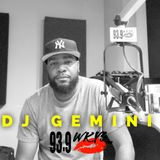 DJ GEMINI LIVE ON 93.9 WKYS SUNDAY NIGHTS W/ SPECIAL GUEST CASANOVA