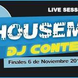 HOUSEMAN DJ CONTEST