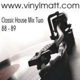 Vinyl Matt 88 - 89 Mix 2
