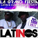 UK LATIN MUSIC AGENDA + LA GRAND FIESTA w/ LOLO & PHILIPSMAN