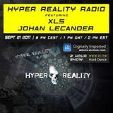 Hyper Reality Radio 067 – XLS & Johan Lecander