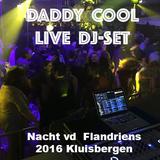 Live DJ-set (Nacht vd Flandriens 2016)