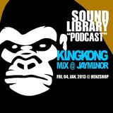 Soundlibrary Podcast Mixed By Dj JayMinor #1 2013