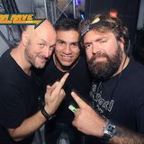 Kenny Brian @ Edificio Omega w/ Pig & Dan (19-9-2014) Parte 1