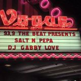 DJ Gabby Love Live set opening for Salt N' Pepa at The Vogue January 19th 2016 Part 2