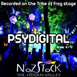 Psydigital - Recorded on the Tribe of Frog Stage at Nozstock 2016