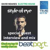 David Noakes - in the mix 042 with special guest Style of Eye