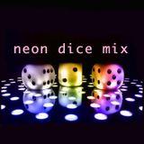 Neon Dice Mix