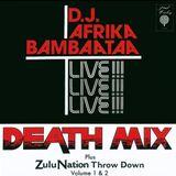 DJ Afrika Bambaataa • Death Mix - Live!!!