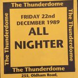 The Thunderdome - Early 1990 - Side A