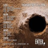 Dubfire b2b Victor Calderone - Live At ENTER.Sake, Week 12 (CLOSING), Space (Ibiza) - 18-Sep-2015