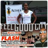 Feel Good City Radio Show July 31st