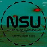Van Foxx & Peetrass - Nature Sound Underground #016 on activitysound.com 15/10/2016