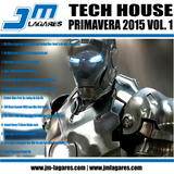 JM Lagares - Set Tech House Primavera 2015 Vol 1