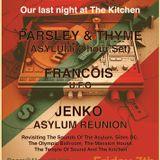 Jenko - Last Night @ The Kitchen - Reunion Dublin - 7th June 2013