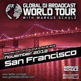 Markus Schulz – Global DJ Broadcast – 01.11.2012 (World Tour: San Francisco)