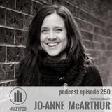 MikeyPod 250 | Photojournalist Jo-Anne McArthur