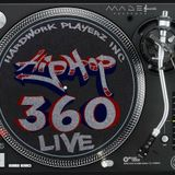 HWPINC HipHop 360 Live Sept 16