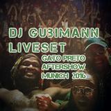 DJ Gubimann Livemix @Milla- Gato Preto Aftershow, Munich, Nov 2016