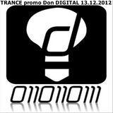 TRANCE promo Don DIGITAL 13.12.2012