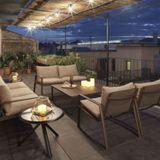Uriel CueBass @ Rooftop Casa Camper