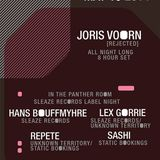 Joris Voorn - Live @ Output Brooklyn New York (USA) 2014.05.10. (Part 1)