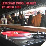 Lewisham Model Market at Lunch Time