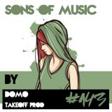 SONS OF MUSIC #143 by DOMO