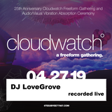 Live @ CloudWatch 25th Anniversary 4.27.19